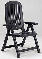 Пластикові стільці і крісла