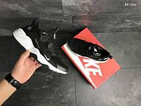 Nike Huarache Fragment Design (чорно білі)