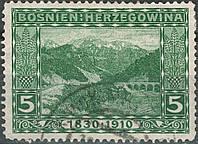 Боснія і Герцеговина 1910