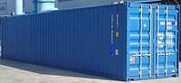 40 футовый, контейнера морские.