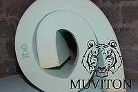 Жесткий поролон для матраса  100мм (1х2м) -  26-Плотность