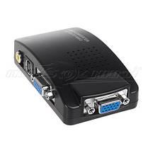 Видео конвертер AV S-Video to VGA, фото 3