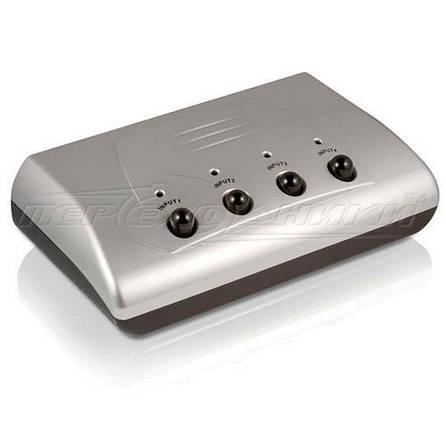 Аудио-видео Switch 4x1  (AV, RCA, RGB, S-Video) , фото 2