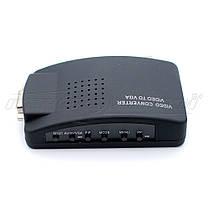 Конвертер BNC + S-Video to VGA, фото 3