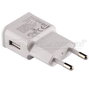 Сетевое зарядное устройство USB 5V 2A + кабель USB - micro USB, 0.9 м, фото 2