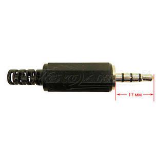 Кабель AV jack 3.5 mm (удлиненный) to 3RCA, 1.5 м, фото 2