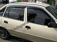 Ветровики, дефлекторы окон Opel Kadett 4D sed. 1984-1991 (ANV)