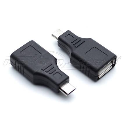 Переходник OTG USB - micro USB, фото 2