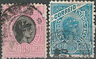 Бразилія 1905 Sc#169-170