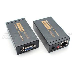 Активный удлинитель VGA (F/F) по витой паре до 100 м , фото 2