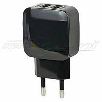 Сетевое зарядное устройство USB 5V, 2.4A (2USB), фото 2
