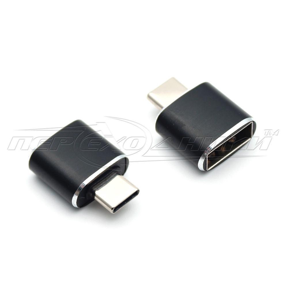 Переходник Type-C Male to USB 2.0 АF