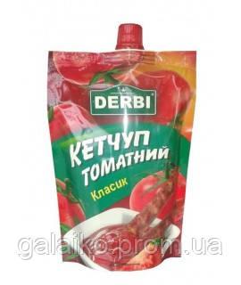 Кетчуп Пікантний 250г д/п Дербі (25)
