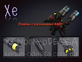 Лампа ксенон H3 10000K 35W AC, фото 3