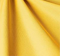Ткань для улицы однотонная желтый рапсовый. Дралон. Испания LD 83379 v7
