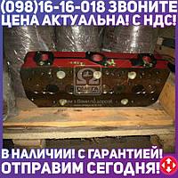 Головка блока двигатель Д 245,5 в сборе с клапаннами (производство  ММЗ)  245-1003012