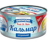 Филе КАЛЬМАР резанный 185 грамм