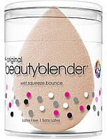 Спонж для макияжа Бьютиблендер Beauty Blend Nude (бежевий)
