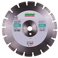 Алмазный круг Distar Bestseller Concrete 300 мм отрезной сегментный диск для резания армированного бетона