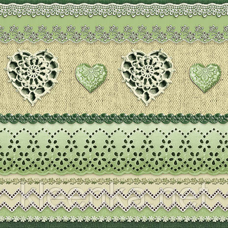 Современная клеенка на стол или стены в винтажном стиле, фото 2