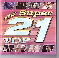 CD-диск Various Supertop 21 (vol.8)