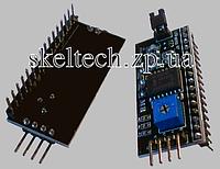 Адаптер I2C для LCD1602, LCD1604, LCD2004