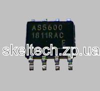 ИМС AS5600-ASOM датчик угла поворота(магнитный шифратор угловых перемещений, энкодер)