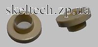 Втулка нейлоновая высокотемпературная внутренний диаметр 3мм, наружный диаметр 6мм