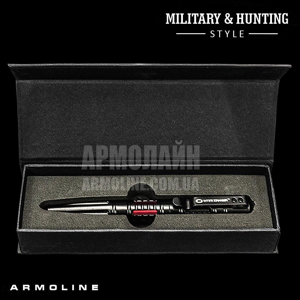Стальная ручка для самозащиты