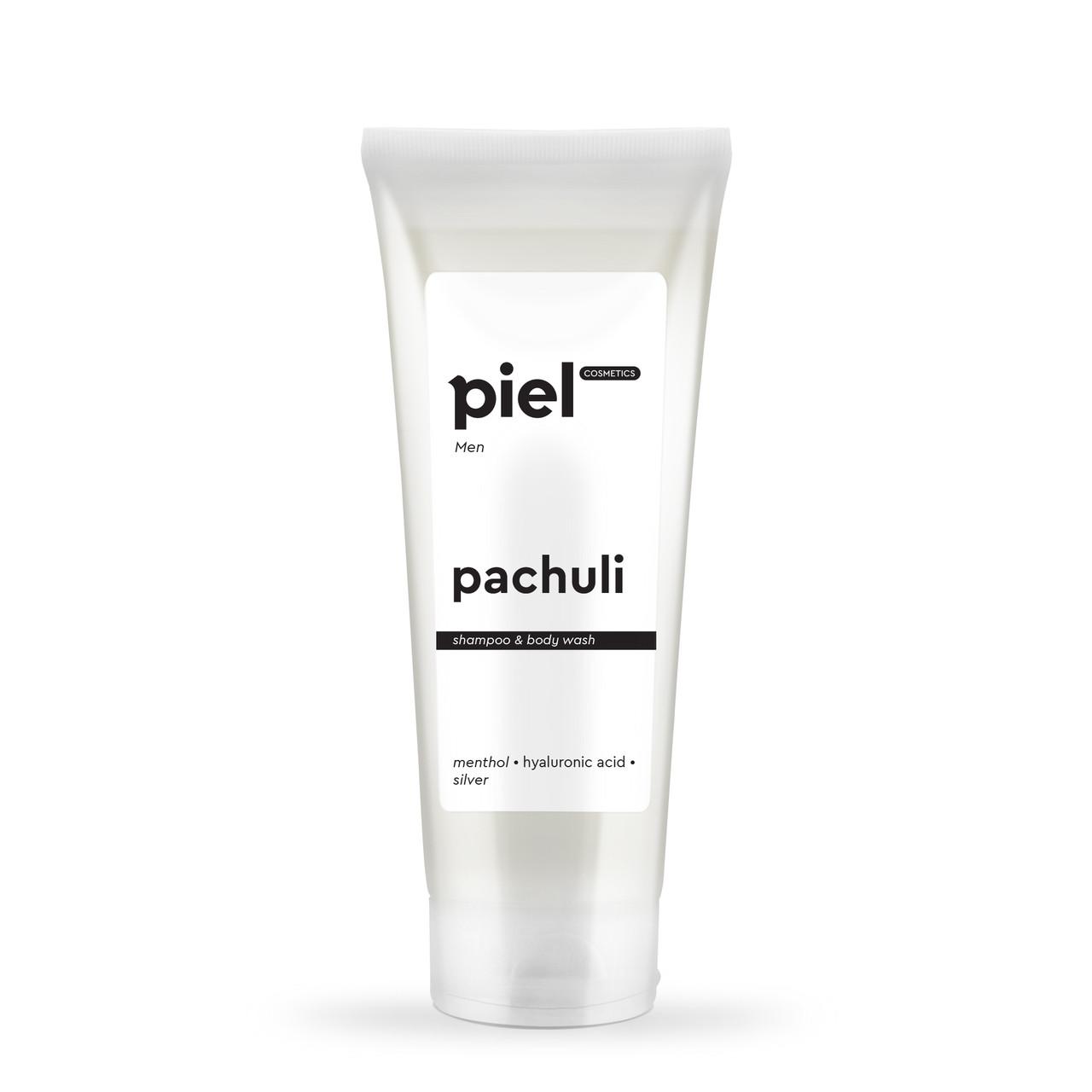 Shampoo-Gel Pachuli - Шампунь-гель Pachuli, 250 мл