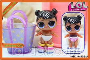 Кукла LOL Surprise Маленькая сестричка Lil Sailor Q.T. - Makeover Лол Сюрприз Оригинал