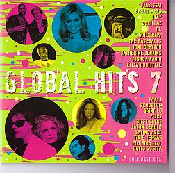 CD-диск Various Global Hits (vol.7)