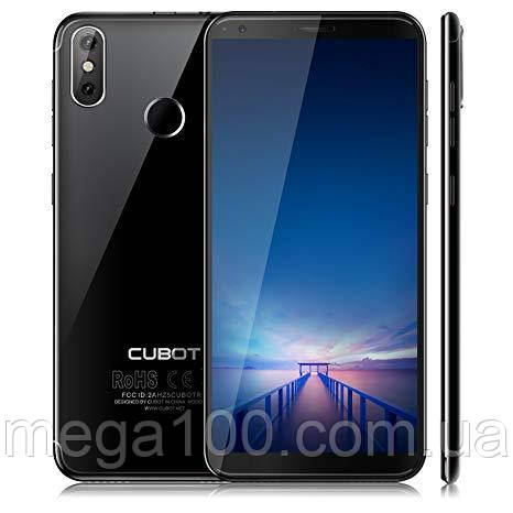 Смартфон Cubot R11 черный (экран 5,5 дюймов, памяти 2/16, акб 2800 мАч)