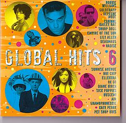 CD-диск Various Global Hits (vol. 6)