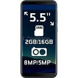 Смартфон Cubot R11 синий (экран 5,5 дюймов, памяти 2/16, акб 2800 мАч), фото 2