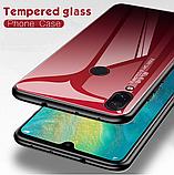 Силиконовый чехол-накладка TPU+Glass Gradient HELLO для Xiaomi Mi A2 Lite /, фото 9