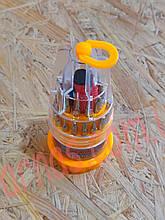Отвертка с насадками 1162