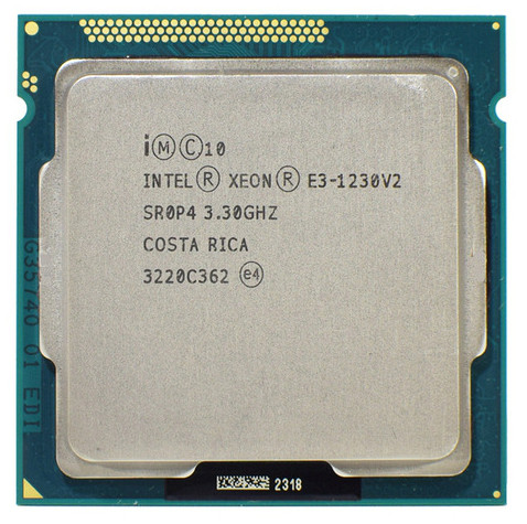 Процесор Intel® Xeon® E3-1230 v2, LGA1155 up to 3.70 GHz (i7-3770)