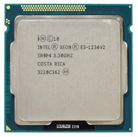Процесор Intel® Xeon® E3-1230 v2, LGA1155 up to 3.70 GHz (i7-3770), фото 2