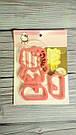 Высокопрочная Вырубка для пряников Hello Kitty, 3D, фото 2
