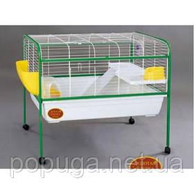 Клітка для фредок, кроликів, морських свинок, шиншил 0R4A 104х59х89 см
