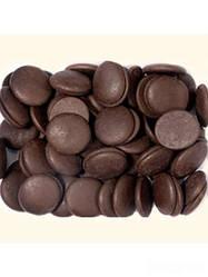 Диски шоколадные Темные, 500гр.