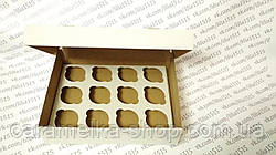 Коробка для капкейков на 12 шт