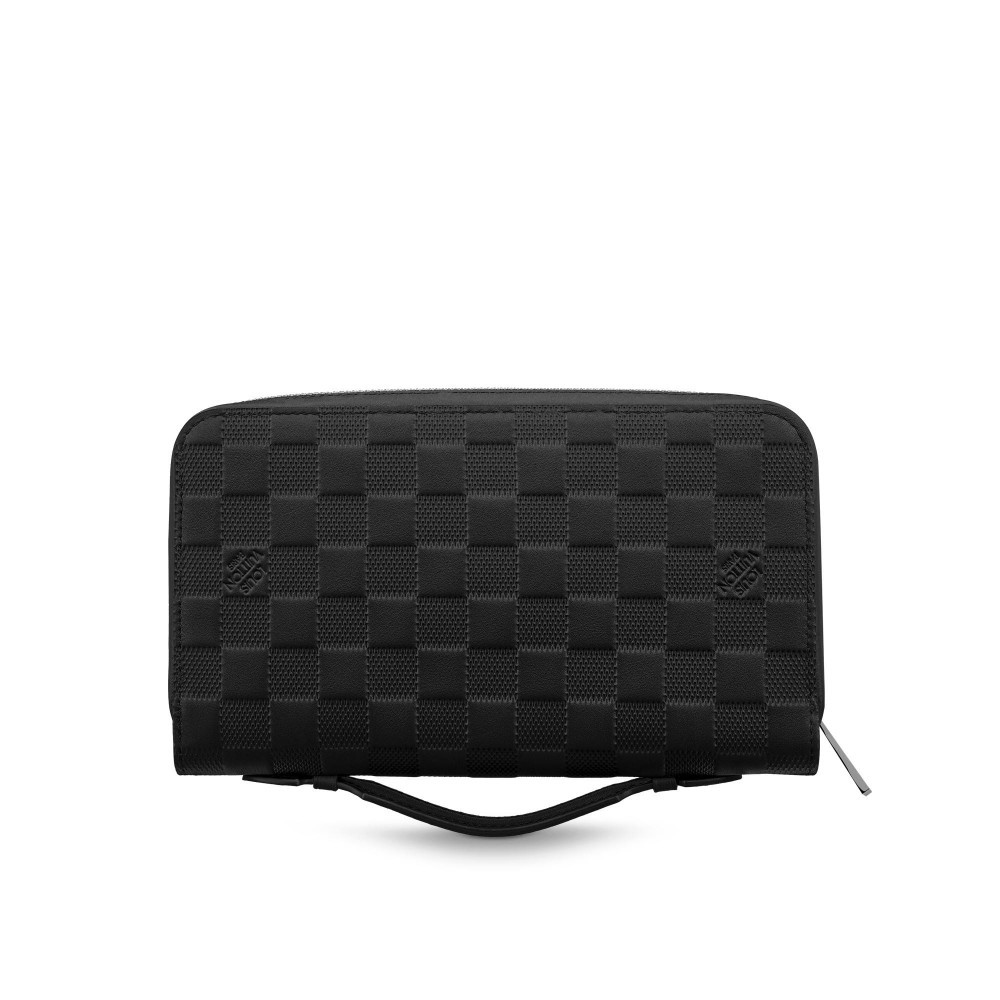Мужской портмоне Louis Vuitton Zippy XL Damier Infini