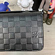 Мужской портмоне Louis Vuitton Zippy XL Damier Infini, фото 6