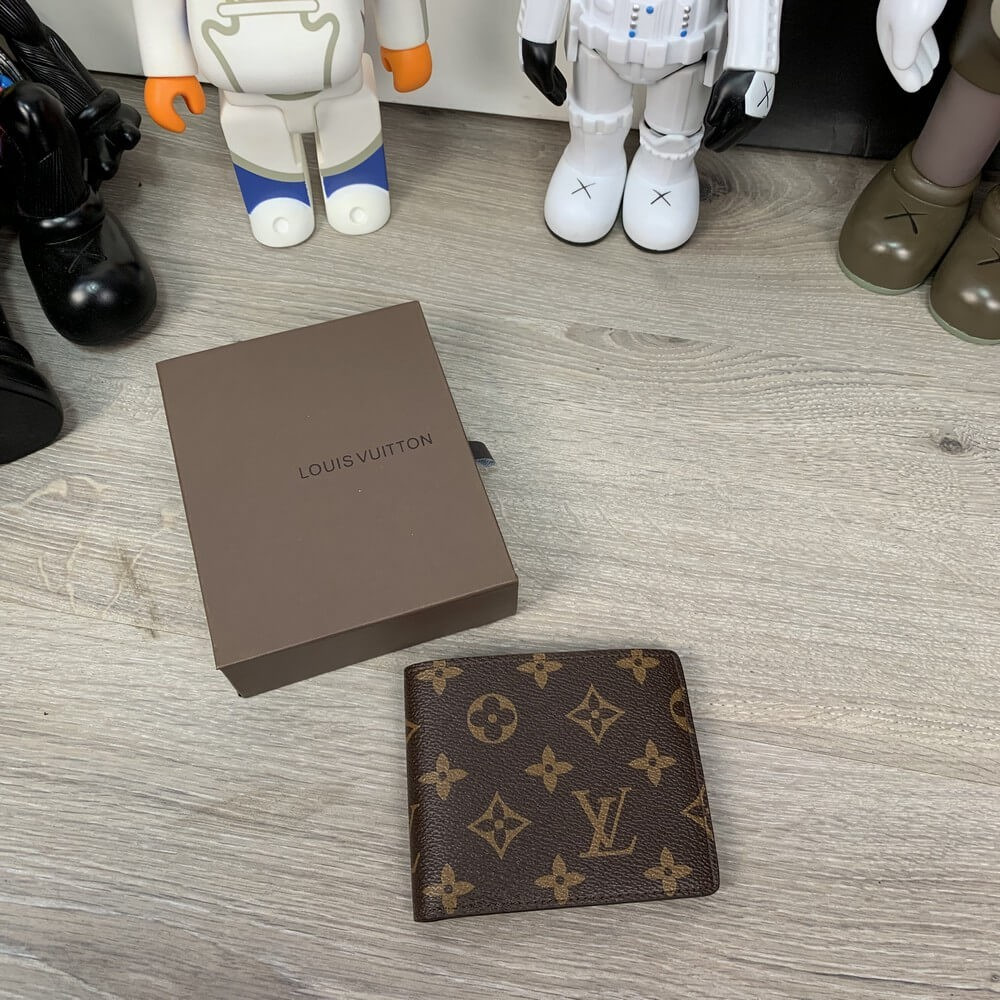 Мужской кошелек Louis Vuitton Florin Monogram