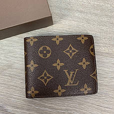Мужской кошелек Louis Vuitton Florin Monogram, фото 2