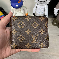 Мужской кошелек Louis Vuitton Florin Monogram, фото 3
