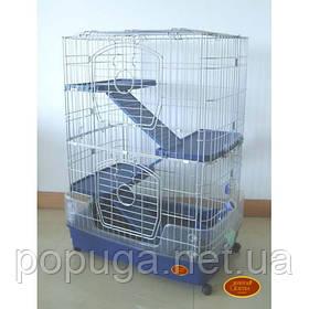 Клітка для фредок, кроликів, морських свинок, шиншил F12 68х46х92 див.