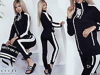 Спортивный костюм Nike женский турецкая двух нитка Размер 42-44 44-46 48-50 52-54